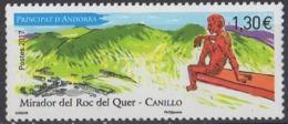 ANDORRE - Belvédère Du Roc Quer-Canillo - French Andorra