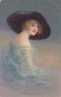 AK She Stoops To Conquer - Dame Mit Hut Und Schultertuch - 1914 (45086) - Frauen