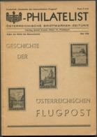 Geschichte Der Ostereichischen Flugpost May 1948. 72 Pages In German. Austria Airmails - Posta Aerea E Storia Aviazione