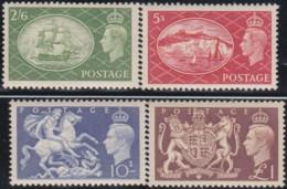 Great Britain       .   Yvert    .   256/259      .    **      .     MNH       .   /   .   Postfris - Nuevos
