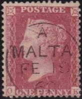 Great Britain    .   Yvert      .   14       .    O     .  Cancelled    .   /   .   Gebruikt - 1840-1901 (Victoria)