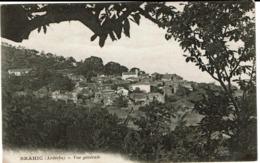 Brahic - Ardèche - Vue Générale - 2 Scans - France