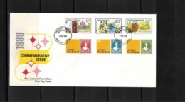 New Zealand 1980 Commemorative Issues FDC - FDC