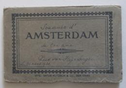 CARNET DEPLIANT DE 10  CPA AMSTERDAM - Amsterdam