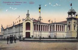Exposition De Charleroi 1911, Halls De L'industrie (pk64112) - Charleroi