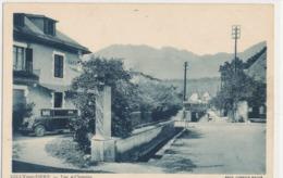 Savoie - Gilly Sur Isere - Les 4 Chemins - Café  Auto - Frankreich