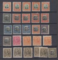 Brazil Brasil Official Oficiais Collection Mi# 1-33 *,(*) Mint - Dienstzegels