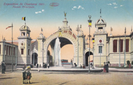 Exposition De Charleroi 1911, Façade Principale (pk64117) - Charleroi