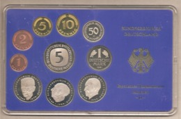 Germania Occidentale - Proof Set  Zecca D Monaco - 1981 - [ 7] 1949-… : RFA - Rep. Fed. Tedesca