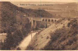Belgium Vallee De L'Ambleve Viaduc De Roanne-Coo Pont, Bridge General View - Belgium