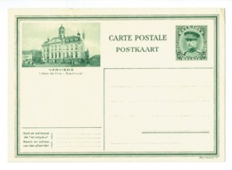ALBERT I - VERVIERS - 0282 - Stamped Stationery