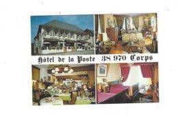 CORPS HOTEL DE LA POSTE  MULTIVUES  ***      A  SAISIR  ***** - Corps