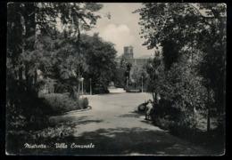 MISTRETTA (ME) VILLA COMUNALE 1954 - Messina