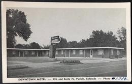 Downtown Motel 8th And Santa Fee Pueblo - Pueblo