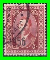 IRAQ SELLO AÑO 1956 KING GHAZI - Irak