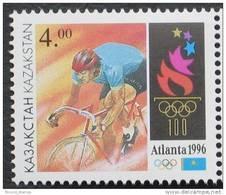 1992 KAZAKHSTAN  … Vélo Cycliste Cyclisme Bicycle Cycling Fahrrad Radfahrer Bicicleta Ciclista Ciclismo [ab26] - Radsport