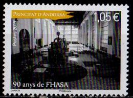 ANDORRE - 90e Anniversaire De La Centrale  électrique - French Andorra