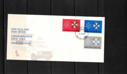New Zealand 1985 Commemorative Issue FDC - FDC