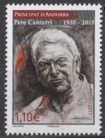 ANDORRE - Père Canturri - French Andorra