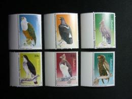 Zimbabwe, 1984 Eagles Scott #481-485 MNH Cv. 7,30$ - Zimbabwe (1980-...)