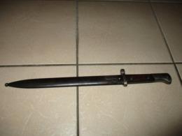 BAIONNETTE N° 4 - Knives/Swords