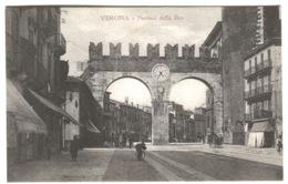 Verona Portoni Della Bra C. 1910 - Verona