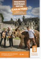 TOUR EN SOLOGNE - CHÂTEAU DE VILLESAVIN - - Autres Communes