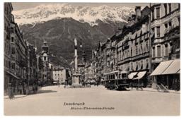 Innsbruck Mit Strassenbahn - Innsbruck