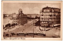Wien Mit Strassenbahn - Wien