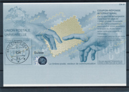 SUISSE / EINSIEDELN   -   -1.10.07  ,  Be32  ,  20070322  ,   Reply Coupon Reponse - Stamped Stationery