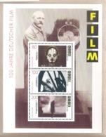Germania Occidentale - Foglietto Nuovo MNH: The 100th Anniversary Of German Movies - 1995 * G - Kino