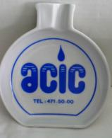 "Cendrier Blanche Et Bleus A Une Rancho"" - Rec - Dishware, Glassware, & Cutlery"