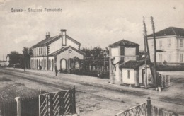 CALUSO - STAZIONE FERROVIARIA - Other