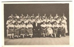 NEMECKOBRODSKY ZENSKY SBOR JASON FOLKLORE GROUP ? C. 1920 - Repubblica Ceca