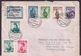 Österreich - 1956 - Brief - 1945-.... 2. Republik