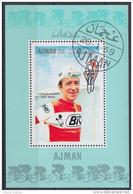 1969 Ajman / Adschman Julio Jmenez Vélo Cycliste Cyclisme Bicycle Cycling Fahrrad Radfahrer Bicicleta Ciclista Ci [du65] - Radsport