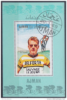 1969 Ajman / Adschman Jan Janssen Vélo Cycliste Cyclisme Bicycle Cycling Fahrrad Radfahrer Bicicleta Ciclista Cic [du66] - Radsport