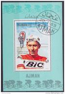 1969 Ajman / Adschman Jaques Anquetil Vélo Cycliste Cyclisme Bicycle Cycling Fahrrad Radfahrer Bicicleta Ciclista [du64] - Radsport