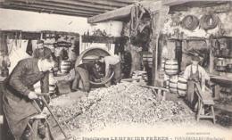 Cpa  Fougerolles 70 Distilleries Lemercier Freres  La Tonnellerie  Non Postee  -D- - Altri Comuni