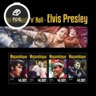 Mozambique, 2014. [moz14316] Elvis Presley (s\s+block) - Elvis Presley