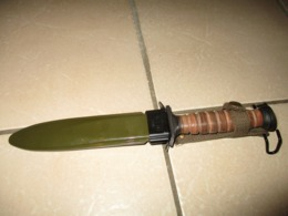 BAIONNETTE N° 9 - Knives/Swords