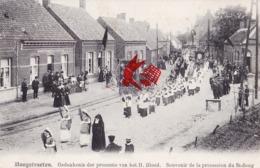 HOOGSTRAETEN - Gedenkenis Der Processie Van Het H. Bloed. - Souvenir De La Procession Du Saint Sang - Hoogstraten