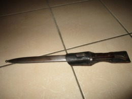 BAIONNETTE N° 10 - Knives/Swords