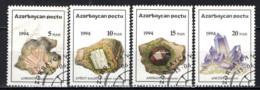 AZERBAIJAN - 1994 - Minerals - USATI - Azerbaijan