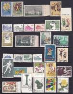 Cina   1960 - 64    31 Francobolli Di Varie  Emissione Timbrati - Usati