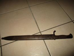 BAIONNETTE N° 12 - Knives/Swords