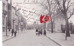 VILVORDE - Avenue De La Station - Vilvoorde