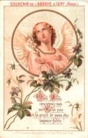 Souvenir De L'Abbaye Notre-Dame D'IGNY (Marne) - Mon Dieu Conservez-moi Un Coeur Pur Et La Grâce De ... TBE - Devotion Images