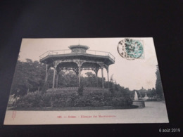 CPA (51) Reims. Kiosque Des Marronniers  (E.2599) - Reims