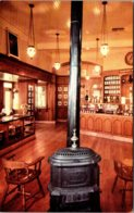Disneyland Upjohn Pharmacy Pot Bellied Stove - Disneyland